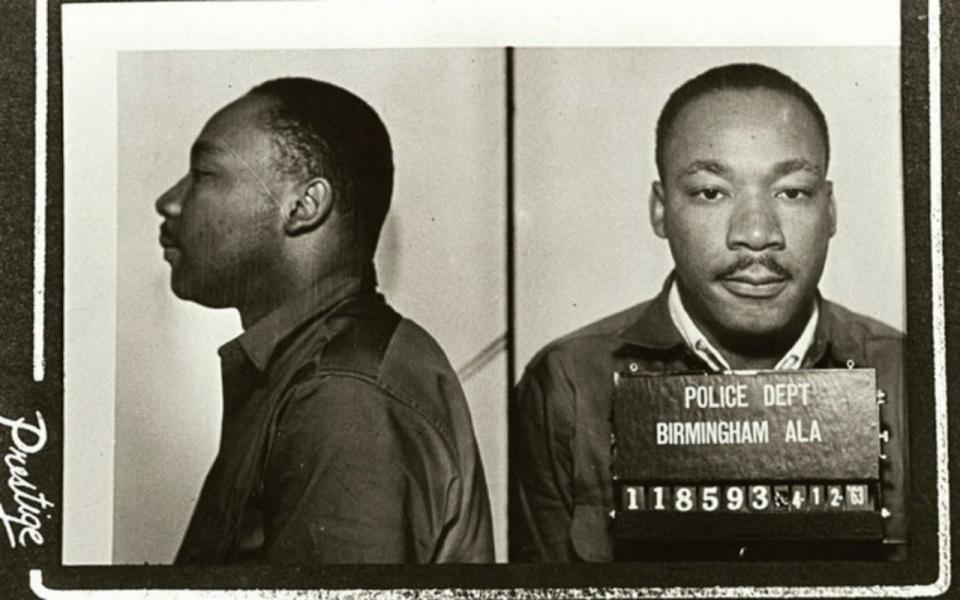 MLK Day Marathon Reading